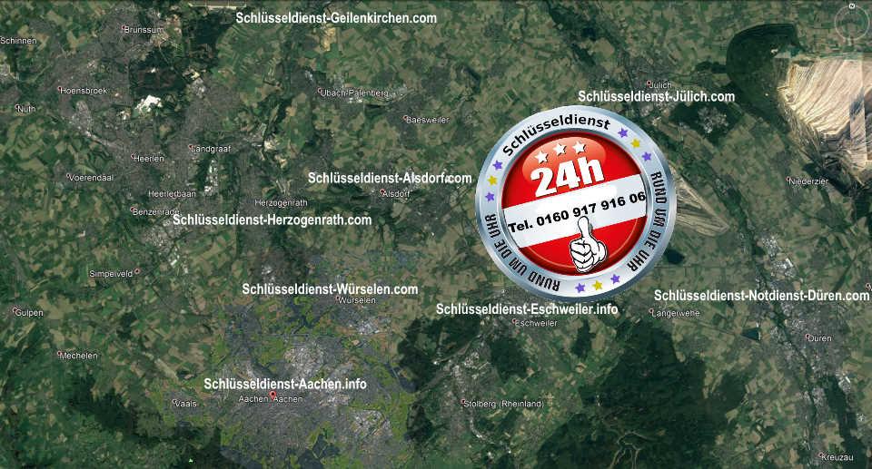 Einsatzgebiet für den Monteur Karl - 100 % zuverlässig und immer schnell vor Ort