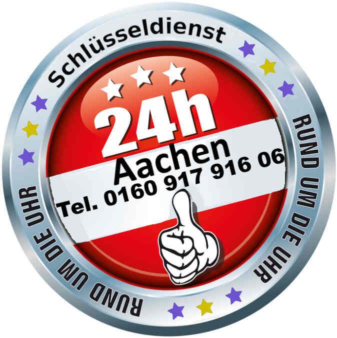 Schlüsseldienst Aachen Haaren - Stadt Aachen zum 50 Euro Festpreis - Tag und Nacht - Anfahrt Gratis