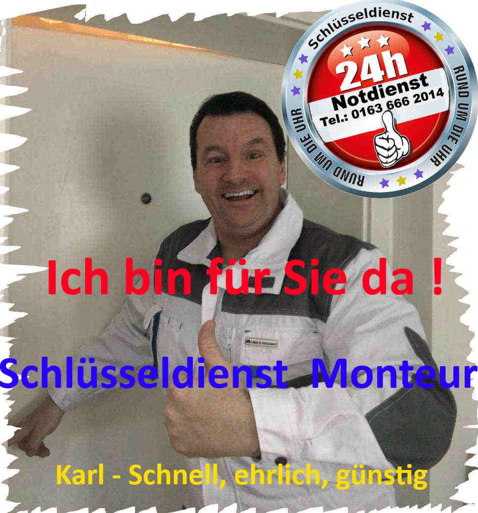 Schlüsseldienst Aachen Haaren Monteur Karl - Erfahrung, Kompetenz und Hingabe zum Job