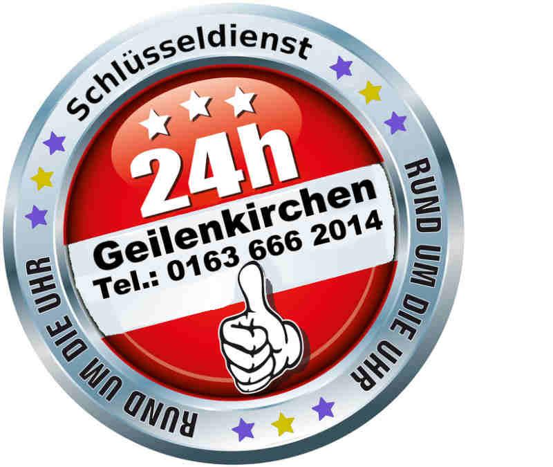 Schlüsseldienst Geilenkirchen mit 50 Euro Festpreis Teveren Frelenberg Übach Palenberg