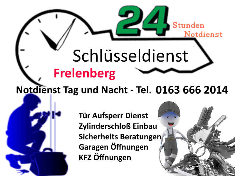 Schlüsseldienst Geilenkirchen Schlüsseldienst Frelenberg Übach Palenberg Teveren zum Festpreis