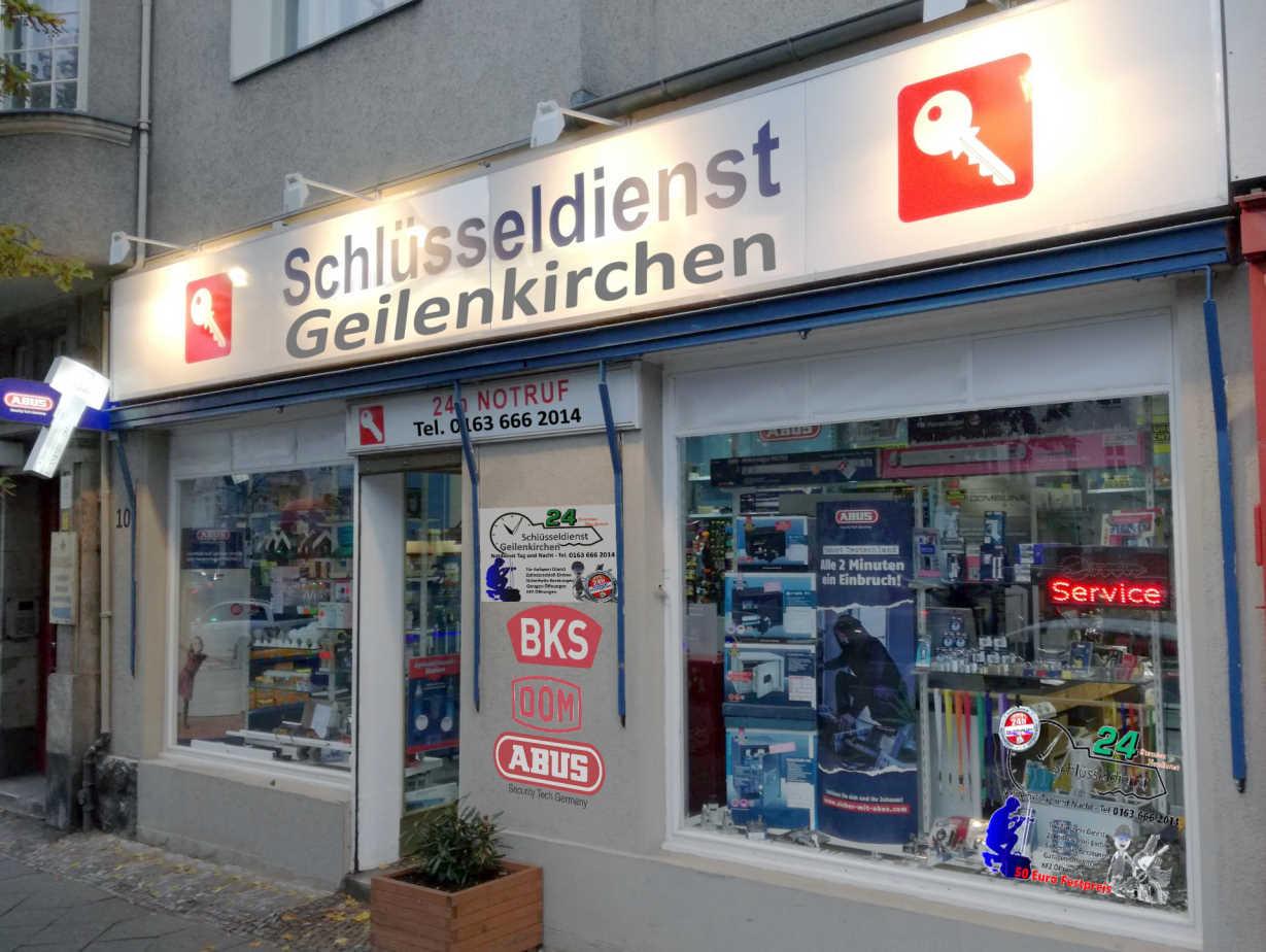 Schlüsseldienst Geilenkirchen Foto