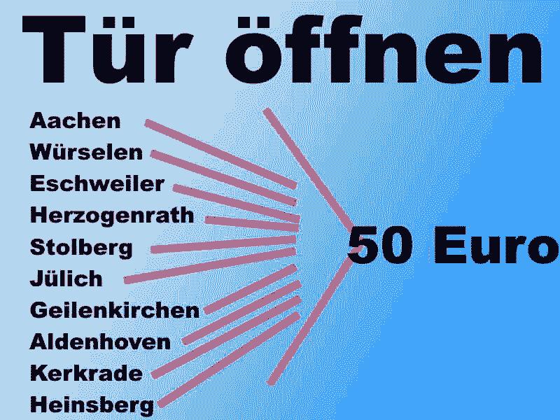 Datenschutz - Datenschutz Verordnung - Schlüsseldienst Geilenkirchen Karl